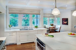 Eastgate white and wood transitional kitchen04