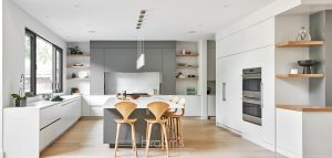 Fourth grey and natural wood custom kitchen 01 - category cover