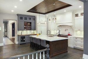 Princess TL blue white and wood custom kitchen 01