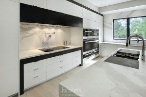 Savoy monochrome modern kitchen 04