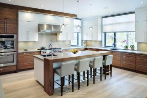 belyea white painted and natural wood custom kitchen 01
