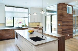 belyea white painted and natural wood custom kitchen 03