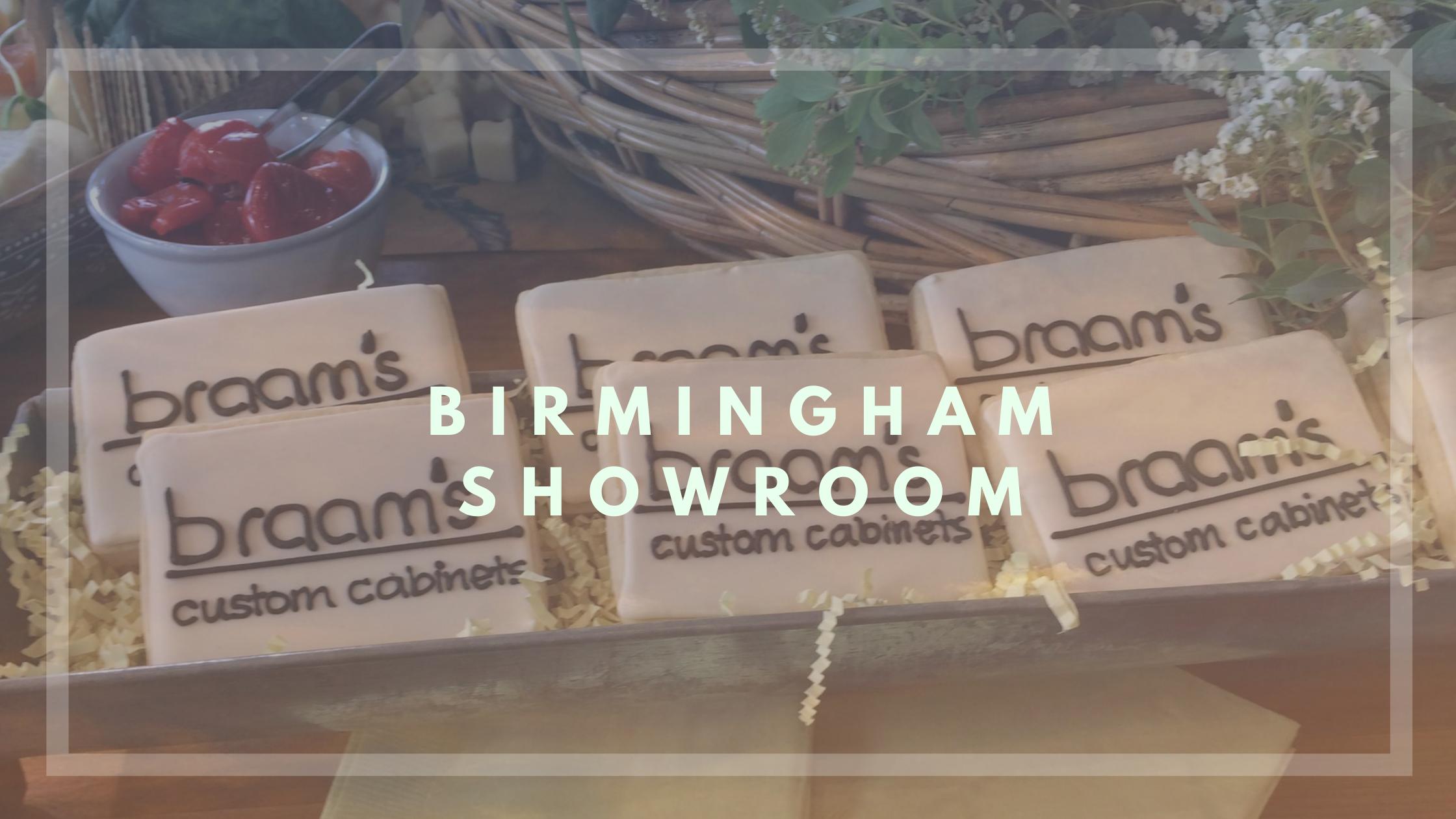 Birmingham Showroom Grand Opening
