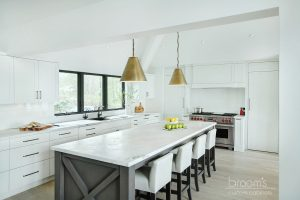 fiddlers white painted and natural wood farmhouse kitchen10
