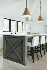 fiddlers white painted and natural wood farmhouse kitchen16