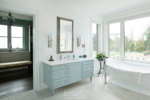home spa custom blue painted vanities 03