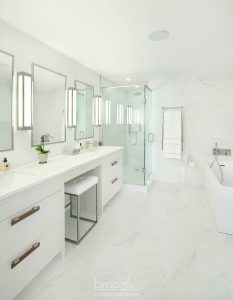 home spa custom white bathroom 08