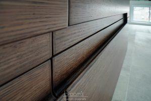home spa natural wood custom vanity 06