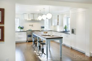 mohawk modern farmhouse white and blue farmhouse kitchen03